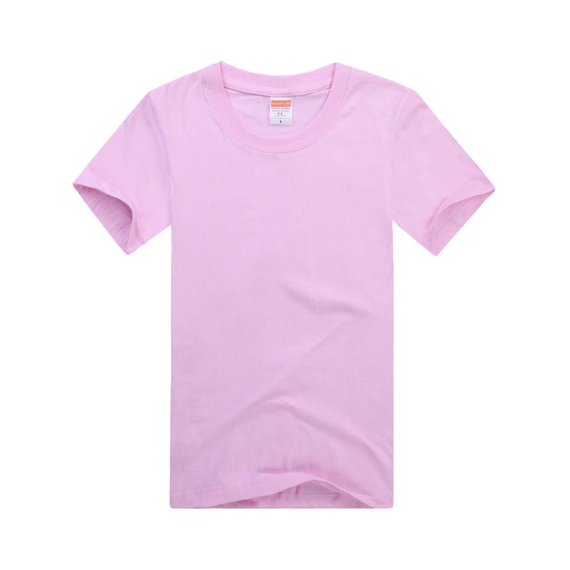 [HPWFS024#]  鑫鑫纯棉圆领T恤