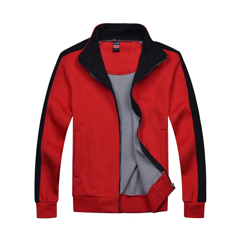 [HP309] 400克摇粒绒立领卫衣