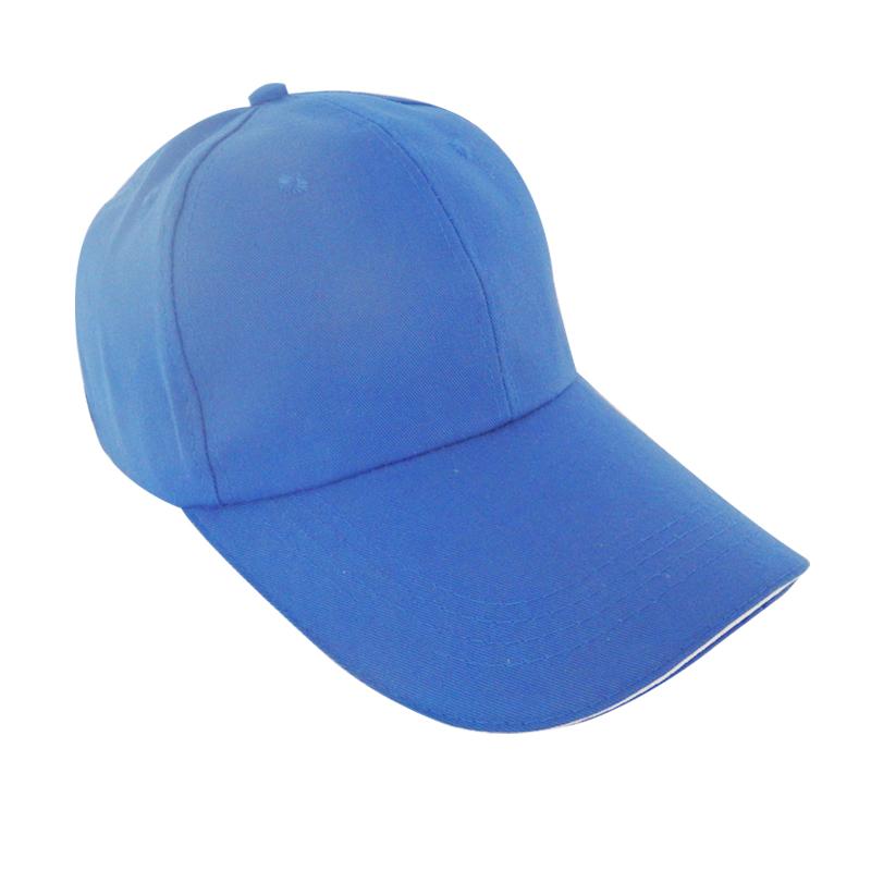 [HPM-2]  涤棉6片厚款帽子