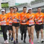 马拉松定制T恤开启全民健身